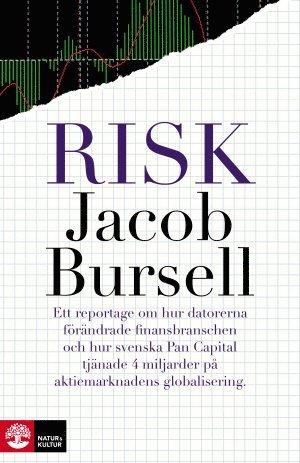 bokomslag Risk - ett reportage om hur datorerna förändrade finansbranschen och hur svenska Pan Capital tjänade 4 miljarder på aktiemarknadens globalisering
