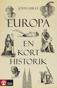 bokomslag Europa : en kort historik