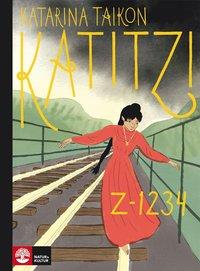 bokomslag Katitzi Z-1234