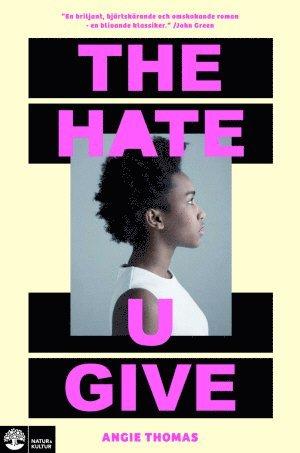 bokomslag The hate u give