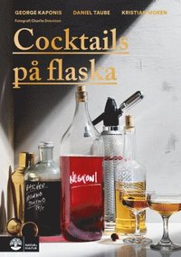bokomslag Cocktails på flaska