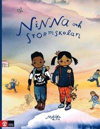 bokomslag Ninna och stormskolan
