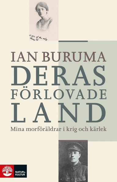 bokomslag Deras förlovade land - mina morföräldrar i krig och kärlek