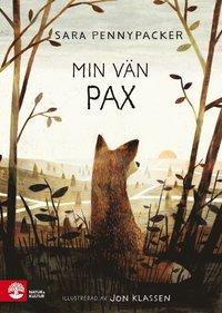 bokomslag Min vän Pax