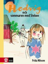 bokomslag Hedvig och sommaren med Steken