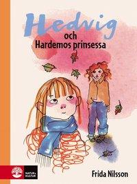 bokomslag Hedvig och Hardemos prinsessa