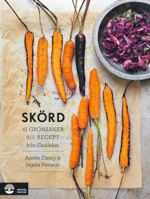 bokomslag Skörd : 41 grönsaker 810 recept från Ekolådan