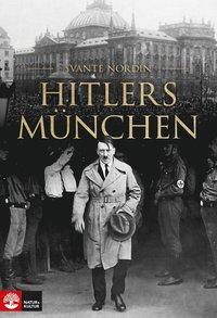 bokomslag Hitlers München
