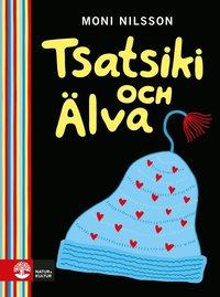 bokomslag Tsatsiki och Älva