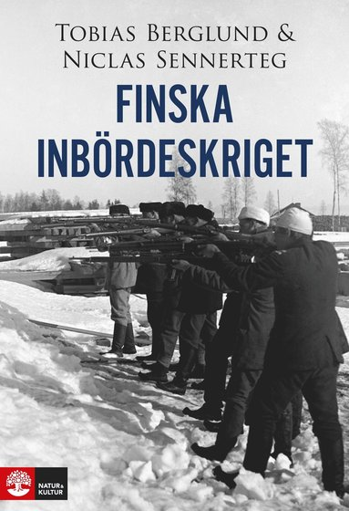 bokomslag Finska inbördeskriget