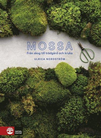 bokomslag Mossa : från skog till trädgård och kruka