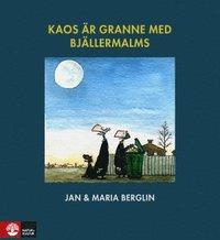 bokomslag Kaos är granne med Bjällermalms