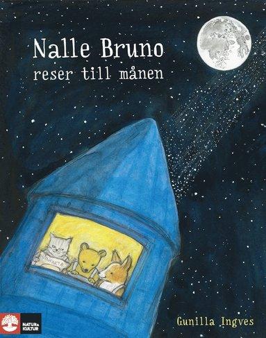 bokomslag Nalle Bruno reser till månen