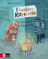 bokomslag Familjen Knyckertz och gulddiamanten
