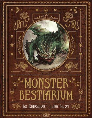 bokomslag Monsterbestiarium