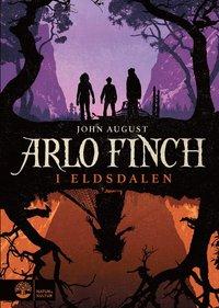 bokomslag Arlo Finch i Eldsdalen