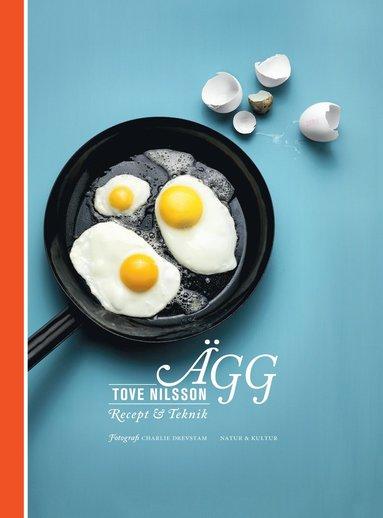 bokomslag Ägg : recept & teknik