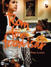 bokomslag Rom för foodisar