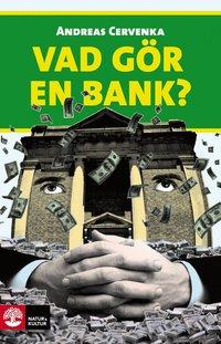 bokomslag Vad gör en bank?