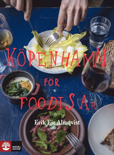 bokomslag Köpenhamn för foodisar