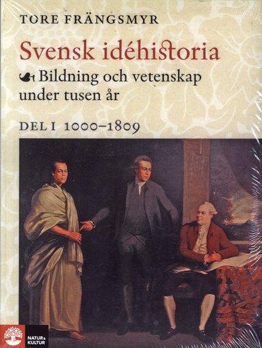bokomslag Svensk idéhistoria 1