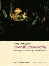 bokomslag Svensk idéhistoria 2