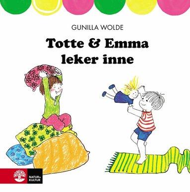 bokomslag Totte & Emma leker inne