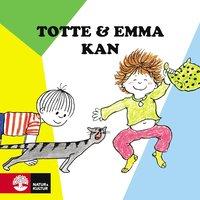 bokomslag Totte och Emma kan