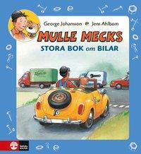 bokomslag Mulle Mecks stora bok om bilar
