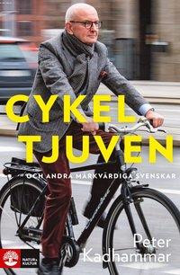 bokomslag Cykeltjuven