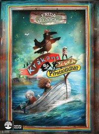 bokomslag Kråkans vilda piratsommar