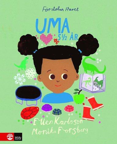 bokomslag Uma 5 ½ år