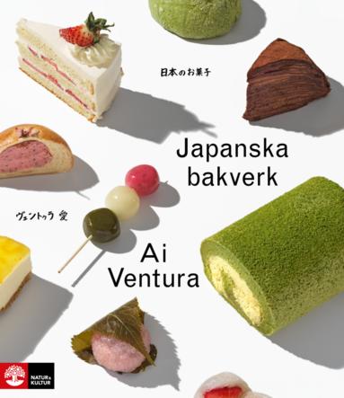 bokomslag Japanska bakverk
