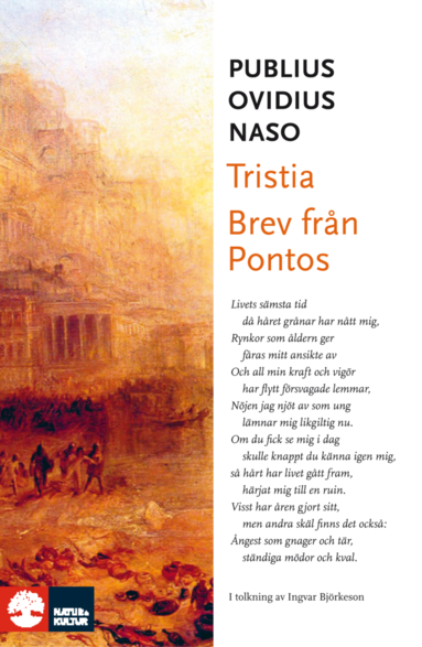bokomslag Tristia och Brev från Pontos