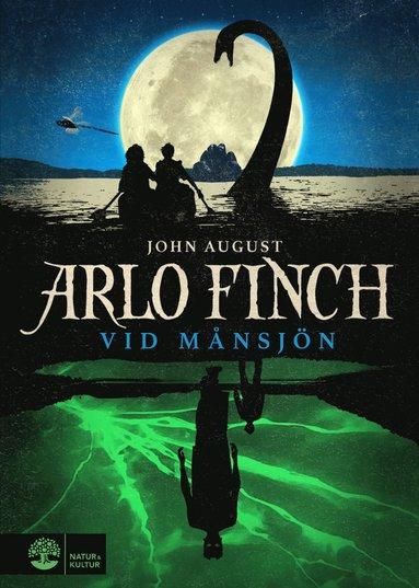 bokomslag Arlo Finch vid Månsjön