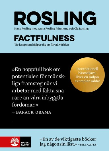 bokomslag Factfulness