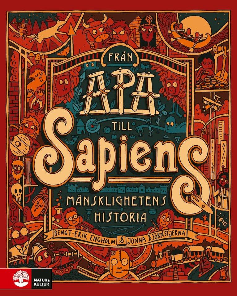 Från apa till sapiens : mänsklighetens historia 1