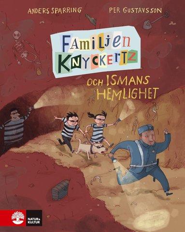 bokomslag Familjen Knyckertz och Ismans hemlighet