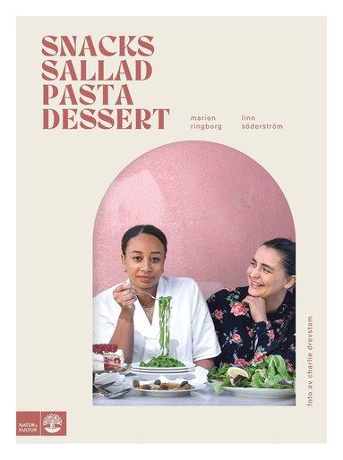 bokomslag Snacks, sallad, pasta & dessert