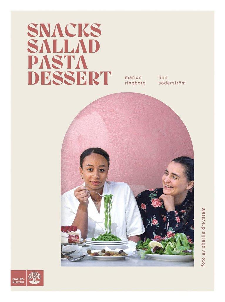Snacks, sallad, pasta & dessert 1