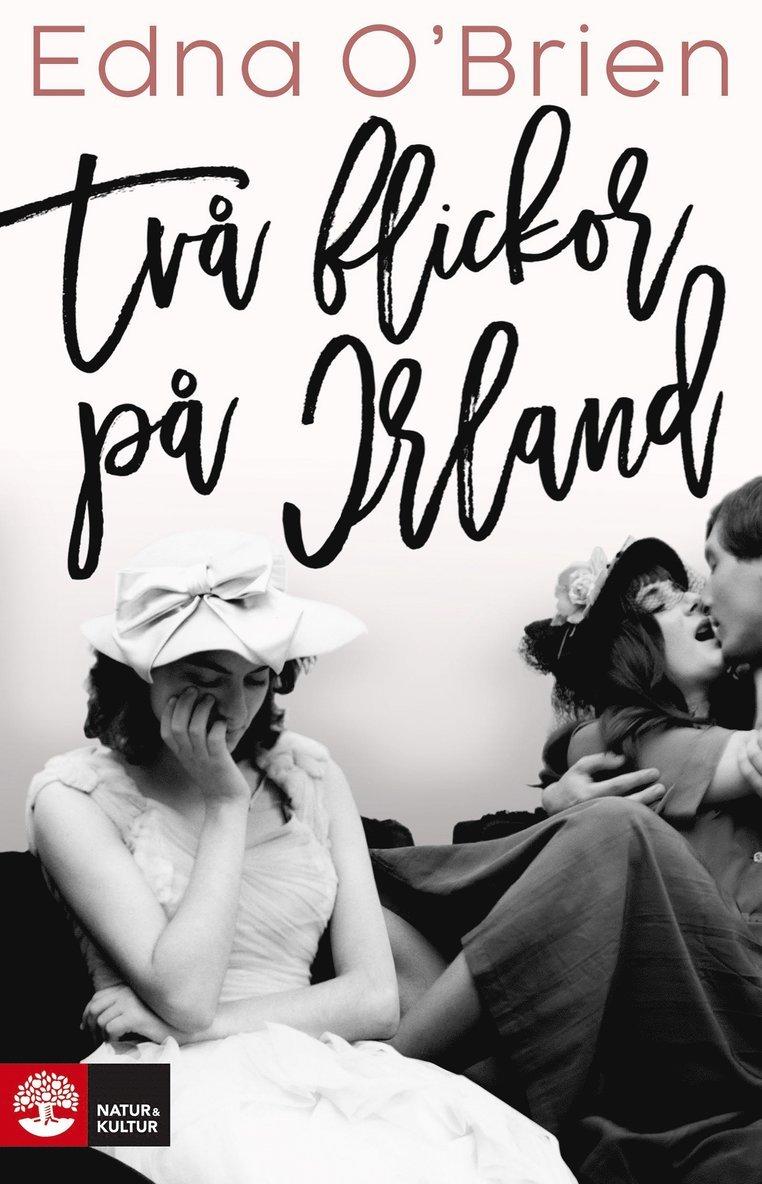 Två flickor på Irland 1