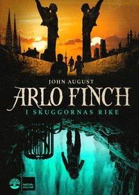 bokomslag Arlo Finch i skuggornas rike