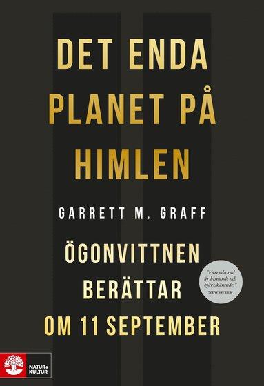 bokomslag Det enda planet på himlen : ögonvittnen berättar om 11 september
