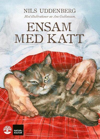 bokomslag Ensam med katt