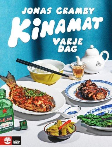 bokomslag Kinamat varje dag