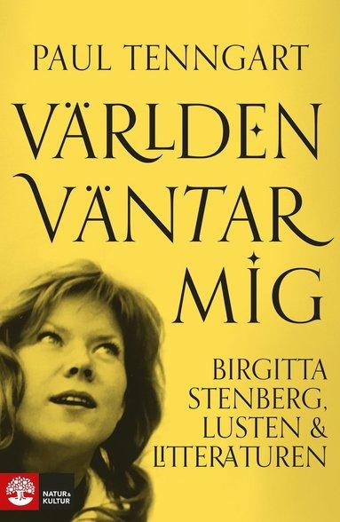 bokomslag Världen väntar mig : Birgitta Stenberg, lusten och litteraturen