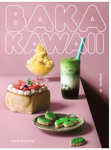 bokomslag Baka kawaii