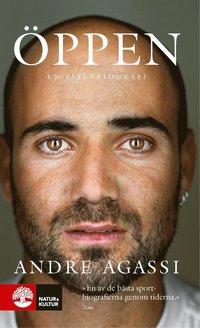 bokomslag Öppen : en självbiografi