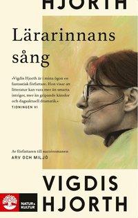 bokomslag Lärarinnans sång