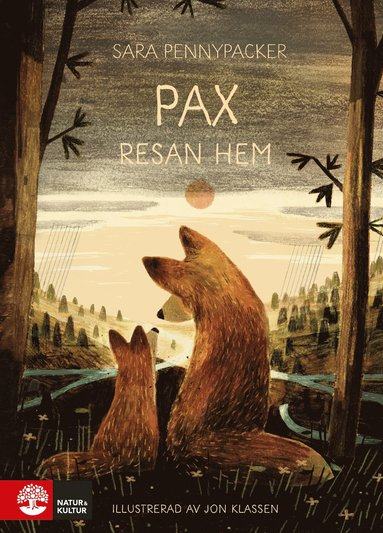bokomslag Pax, resan hem